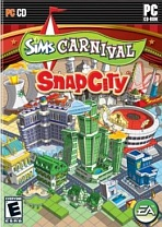 Obal-The Sims Carnival: Snap City
