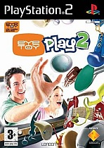 Obal-EyeToy: Play 2