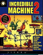 Obal-The Incredible Machine 2