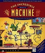 Obal-The Incredible Machine 3