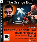 Obal-Half-Life: Orange Box