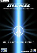 Obal-Star Wars Jedi Knight II: Jedi Outcast