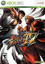 Obal-Street Fighter IV