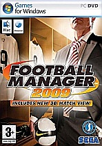 Obal-Football Manager 2009