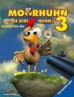Obal-Moorhuhn 3