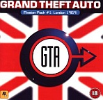 Obal-Grand Theft Auto: London 1969