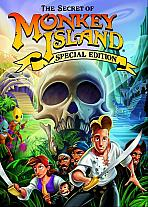 Obal-Secret of Monkey Island: Special Edition