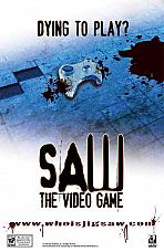 Obal-Saw: The Videogame