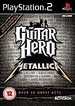 Obal-Guitar Hero: Metallica