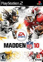 Obal-Madden NFL 10