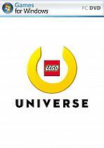 Obal-LEGO Universe