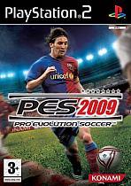 Obal-Pro Evolution Soccer 2009