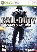 Obal-Call of Duty 5: World at War
