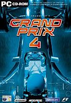 Obal-Grand Prix 4