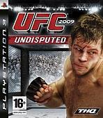 Obal-UFC 2009 Undisputed
