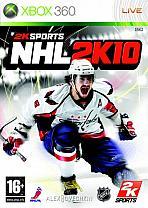 Obal-NHL 2K10