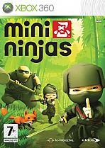 Obal-Mini Ninjas
