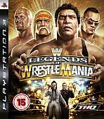 Obal-WWE Legends of WrestleMania