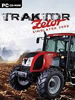 Obal-TRAKTOR - Zetor Simulátor 2009