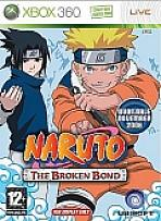 Obal-Naruto The Broken bond