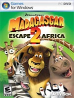 Obal-Madagascar: Escape to Africa
