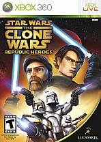 Obal-Star Wars: The Clone Wars - Republic Heroes