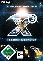Obal-X3: Terran Conflict