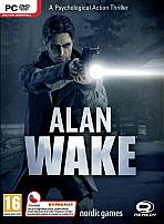 Obal-Alan Wake