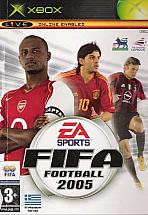 Obal-FIFA Soccer 2005