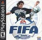 Obal-FIFA 2001: Major League Soccer