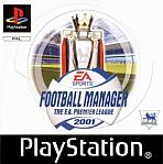 Obal-F.A. Premier League Football Manager 2001, The