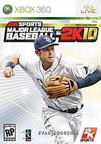 Obal-Major League Baseball 2K10