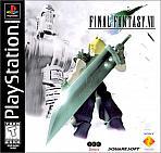 Obal-Final Fantasy VII