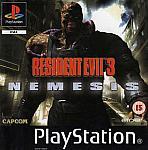 Obal-Resident Evil 3: Nemesis