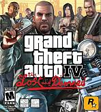 Obal-Grand Theft Auto IV: The Lost and Damned