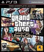 Obal-Grand Theft Auto IV - Episodes from Liberty City