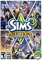 Obal-The Sims 3: Ambitions