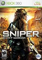 Obal-Sniper: Ghost Warrior