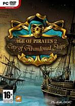 Obal-Age of Pirates 2: City of Abandoned Ships