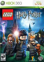 Obal-LEGO Harry Potter: Years 1-4