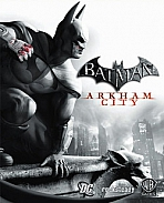 Obal-Batman: Arkham City