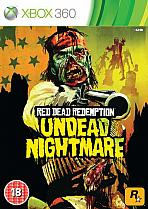 Obal-Red Dead Redemption: Undead Nightmare