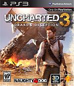 Obal-Uncharted 3: Drake´s Deception