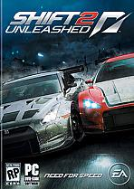 Obal-Need for Speed Shift 2: Unleashed