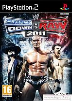 Obal-WWE SmackDown vs Raw 2011