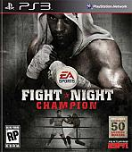 Obal-Fight Night Champion