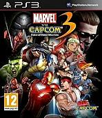 Obal-Marvel vs. Capcom 3: Fate of Two Worlds