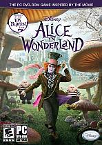 Obal-Alice in Wonderland (2011)