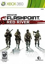 Obal-Operation Flashpoint: Red River