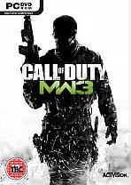Obal-Call of Duty: Modern Warfare 3